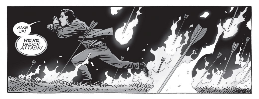 Война с Шепчущимися в комиксе The Walking Dead не оправдала ожиданий | Канобу - Изображение 20