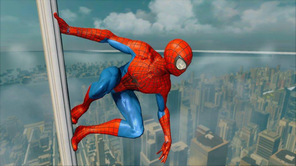 The Amazing Spider-Man 2 забралась на первое место в британском чарте    Канобу - Изображение 4792