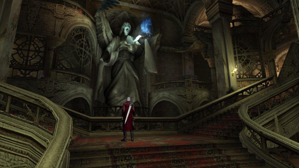 Обзор Devil May Cry на Switch, как Devil May Cry выглядит иработает наNintendo Switch | Канобу - Изображение 3