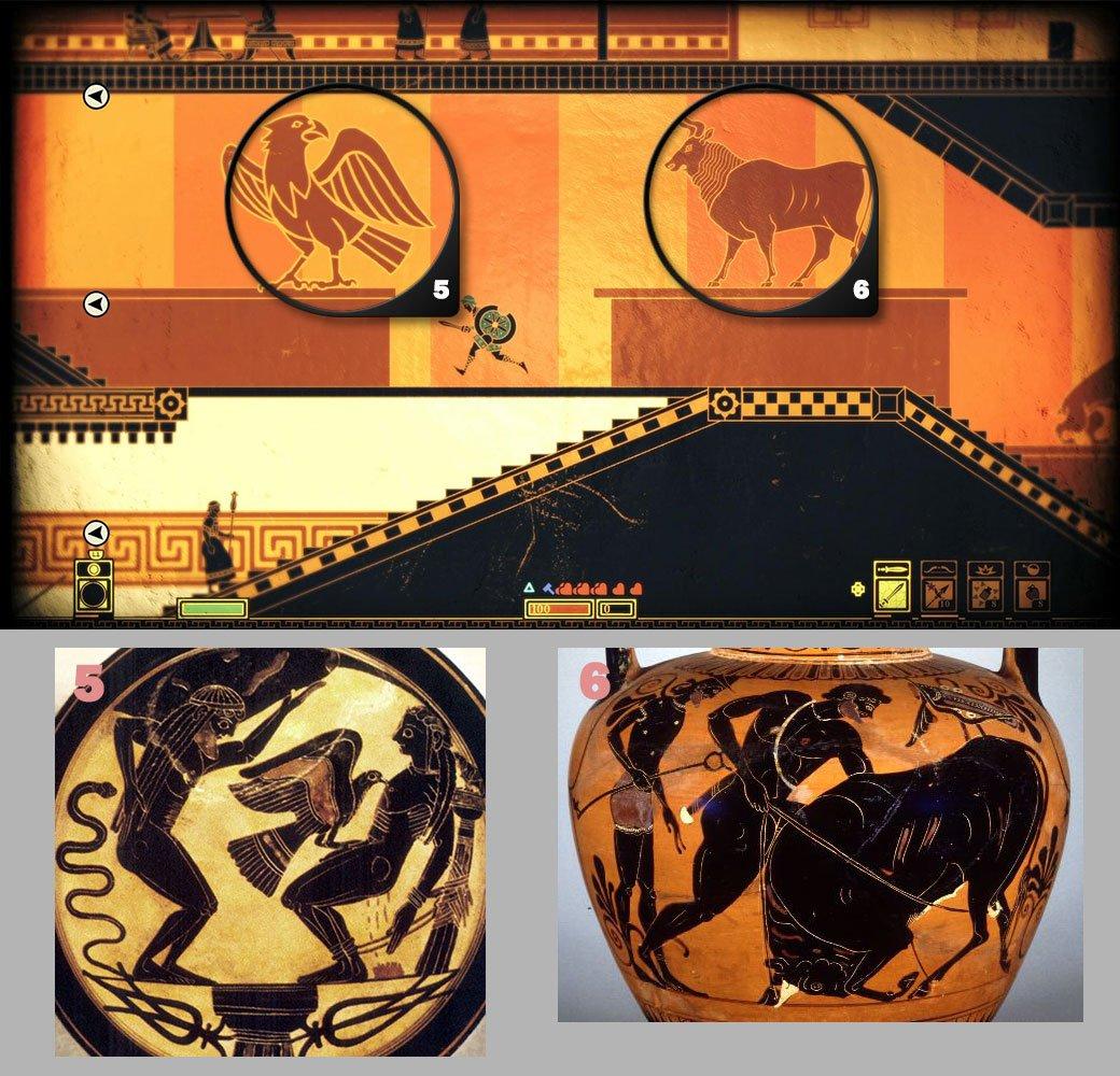 Как создавался визуальный стиль Apotheon   Канобу - Изображение 4