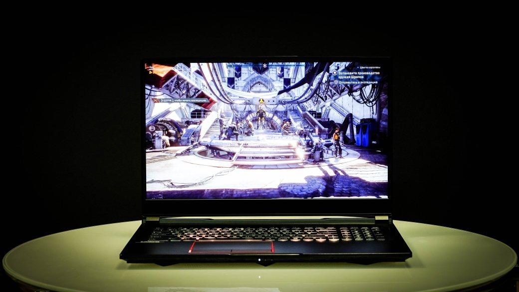 Игровой ноутбук MSI GE75 Raider - обзор, характеристики и модификации, тесты в играх | Канобу
