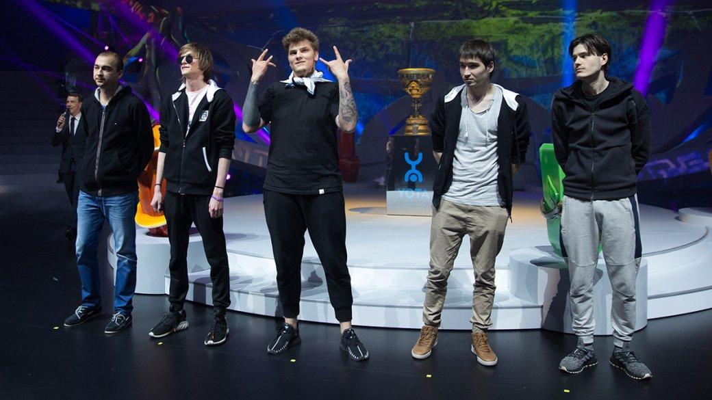 Winstrike отвоевала место в плей-офф TI8 у Invictus Gaming   Канобу - Изображение 4980