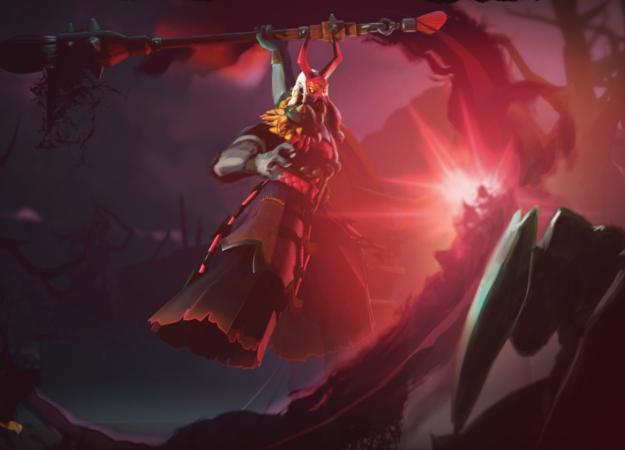 Valve анонсировала двух новых героев для Dota 2 — Mars и Grimstroke   Канобу - Изображение 1