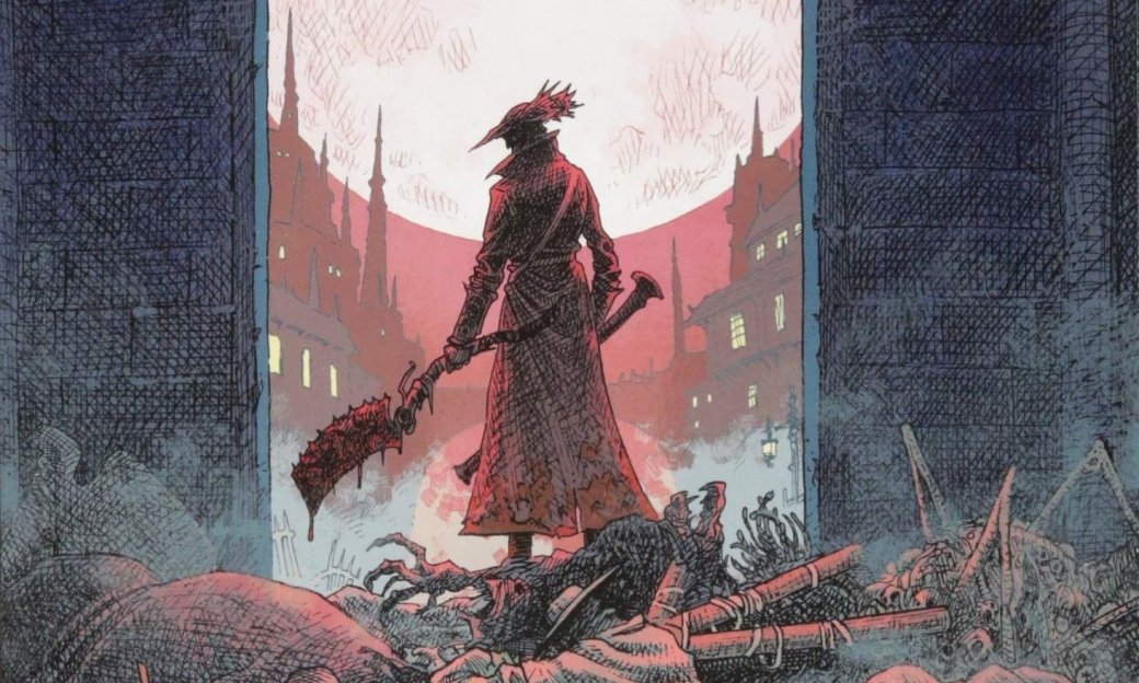 Обзор комикса «Bloodborne. Конец сна»— спорное, новсе равно приятное возвращение вЯрнам | Канобу - Изображение 5
