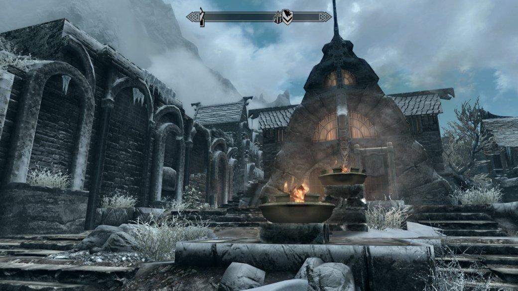 Как TES 5: Skyrim выглядит иработает наNintendo Switch? Отвечаем скриншотами игифками | Канобу - Изображение 3425