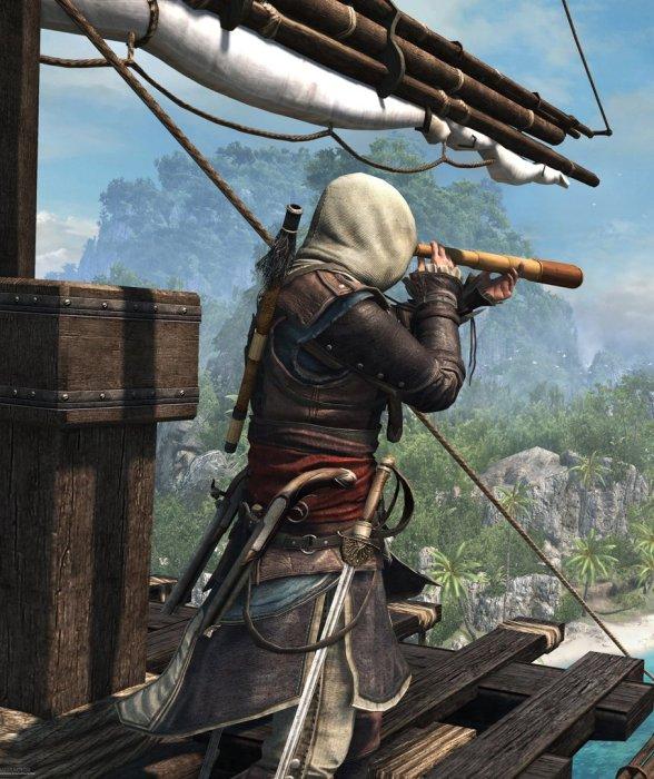 Assassin's Creed: главная беда франшизы   Канобу