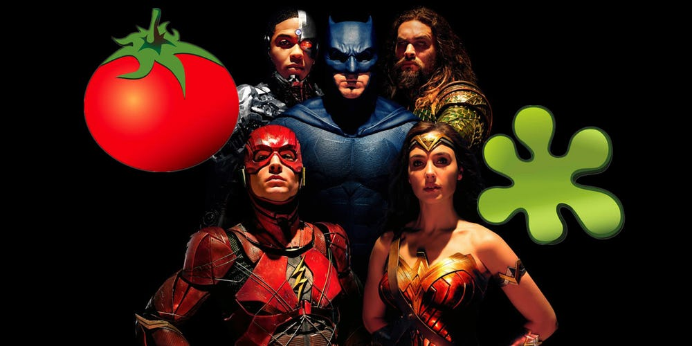 Дурной звоночек: раскрытие оценок «Лиги справедливости» наRotten Tomatoes отложено | Канобу - Изображение 1