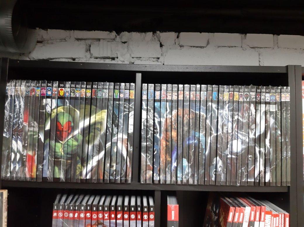 Комиксы изкиоска Роспечати: чем нам запомнится «черная коллекция Hachette»? | Канобу - Изображение 0