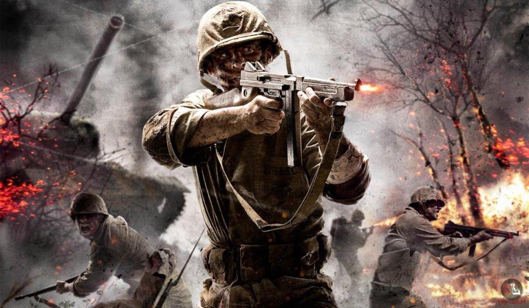 Слух: Call of Duty 2018 выйдет в комплекте с ремастером World at War, а не MW2 | Канобу - Изображение 1