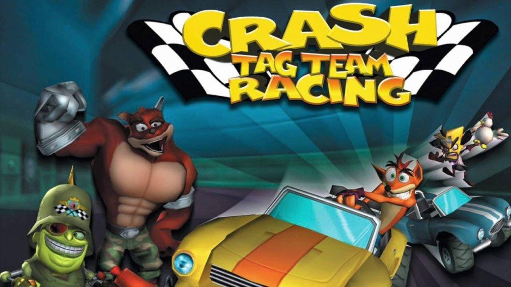 Activision намекает на анонс ремастера Crash Tag Team Racing на The Game Awards 2018 | Канобу - Изображение 12313