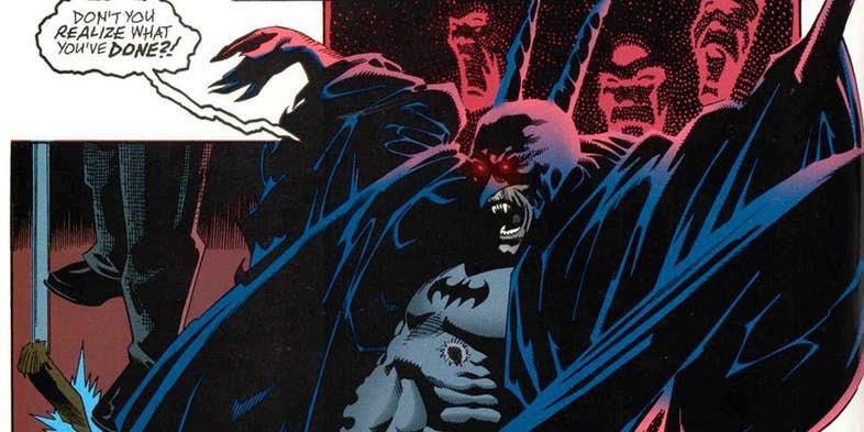 15 самых безумных версий Бэтмена    Канобу - Изображение 2082