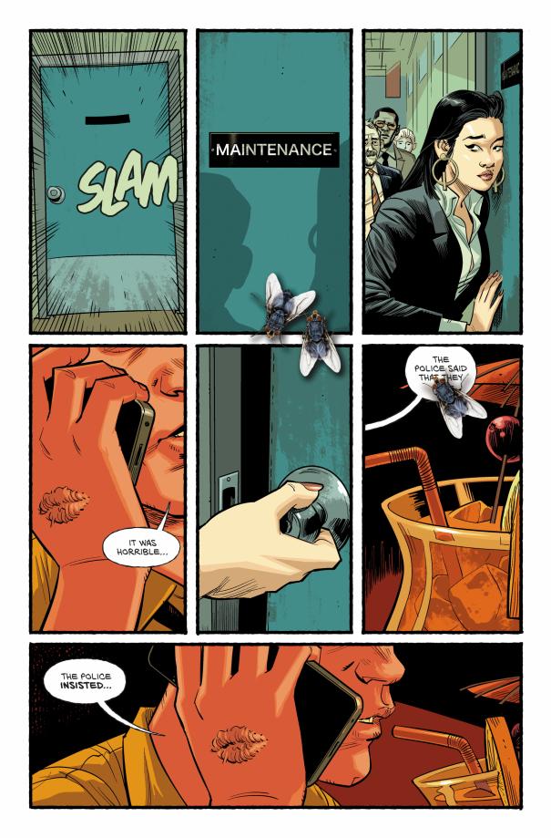 Первый взгляд на «Бойцовский клуб 3» — продолжение истории Чака Паланика в комиксах | Канобу - Изображение 5