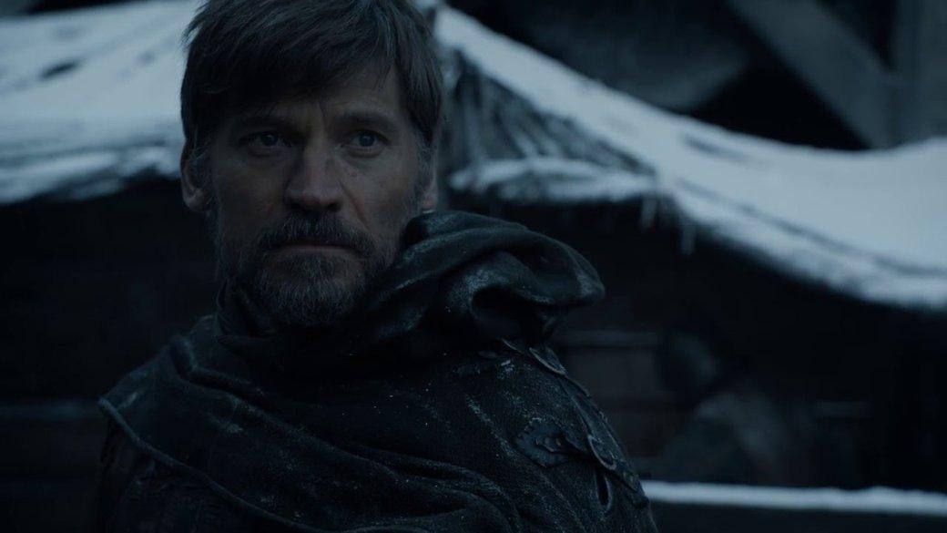 Николай Костер-Вальдау прокомментировал финальную сцену 1 серии 8 сезона «Игры престолов» | Канобу - Изображение 0