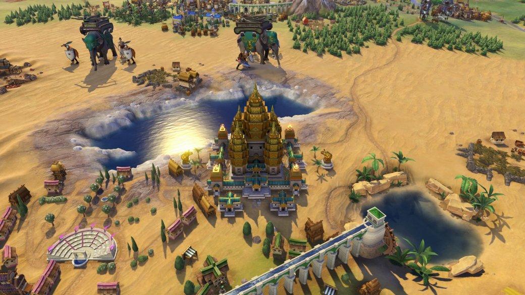 Анонсирован новый аддон для Civilization VI— Gathering Storm. Рассказываем, что внем будет нового | Канобу - Изображение 1
