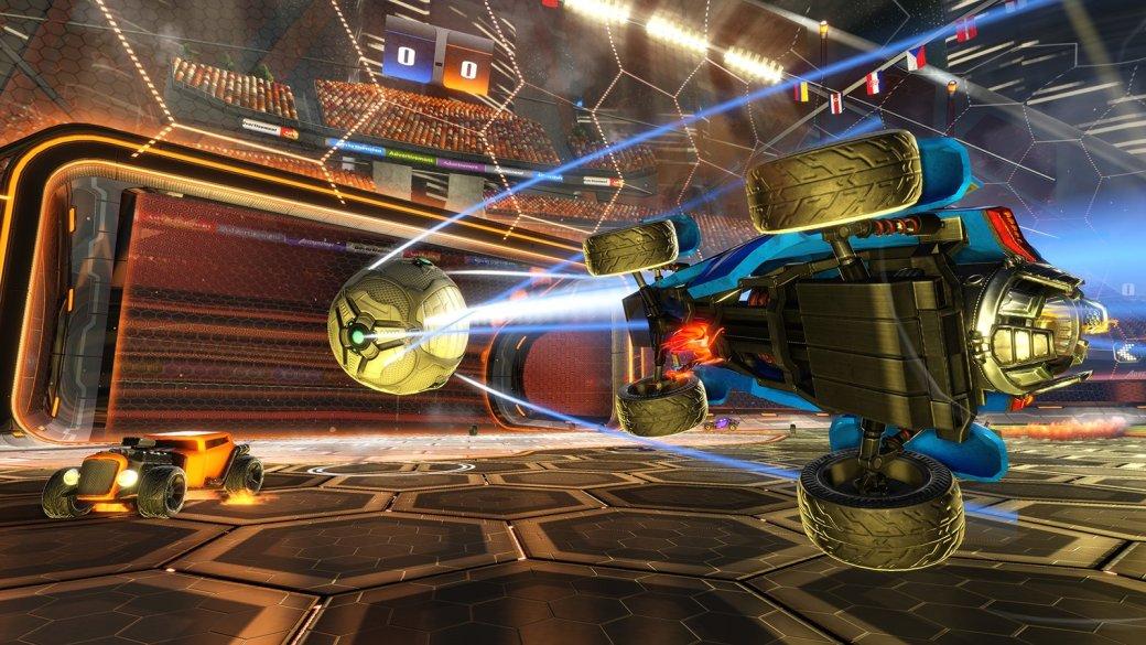 Rocket League скачали 5 млн раз, появился первый клон | Канобу - Изображение 2
