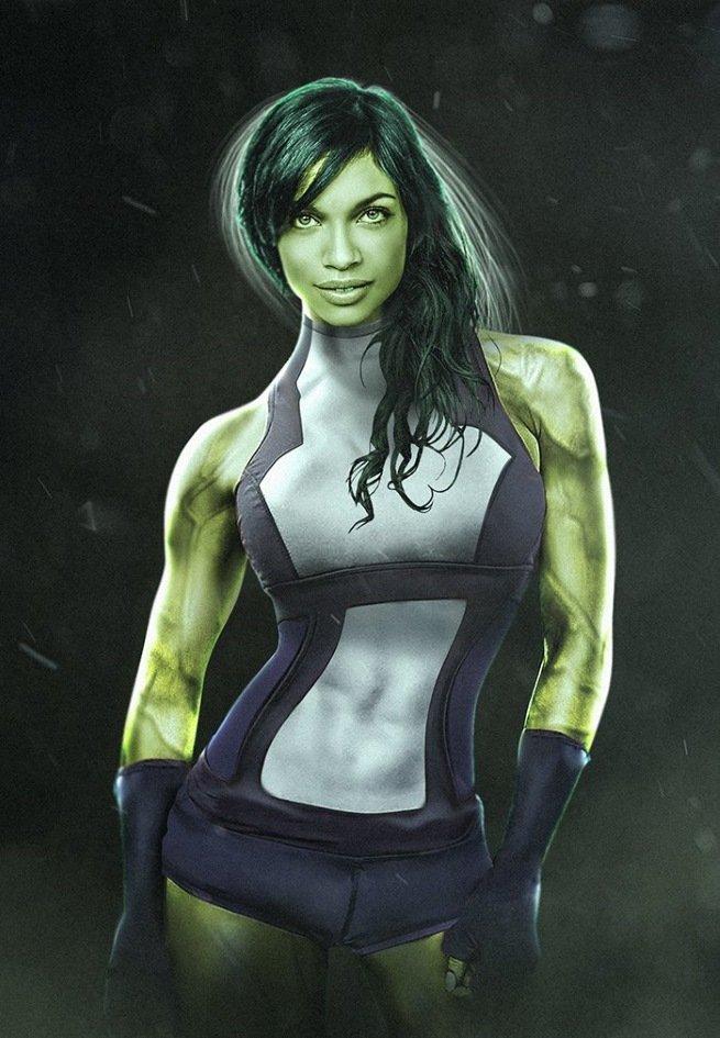 Как бы выглядели знаменитости в виде супергероев, часть 3 | Канобу - Изображение 7343