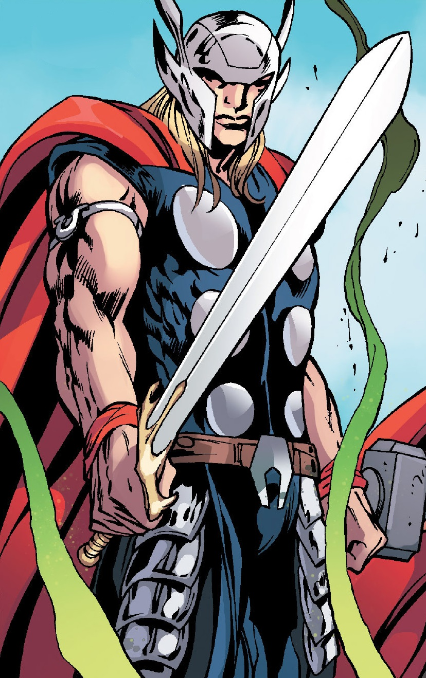 10 безумных версий Тора вкомиксах Marvel. - Изображение 9