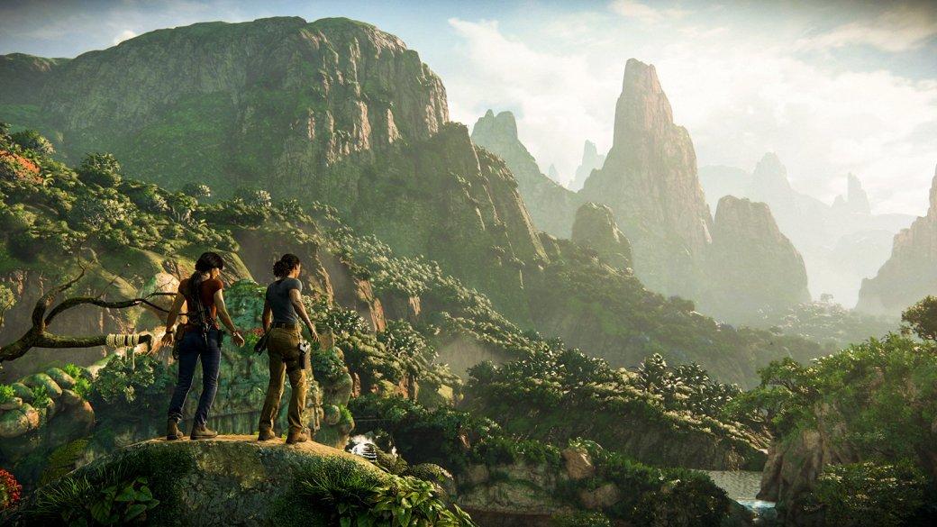 25 изумительных скриншотов Uncharted: Утраченное наследие | Канобу