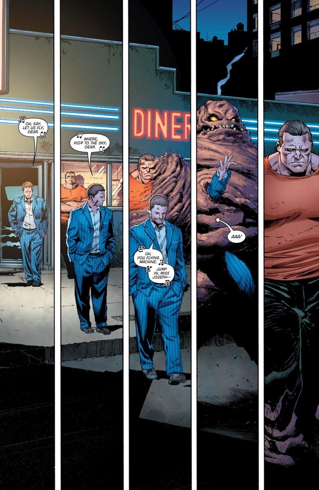 Зачем нужна была война Джокера иЗагадочника настраницах комикса «Бэтмен»?. - Изображение 14