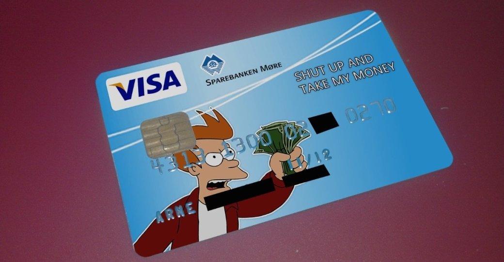 Чек, наличные или кредитная карта? | Канобу - Изображение 12367