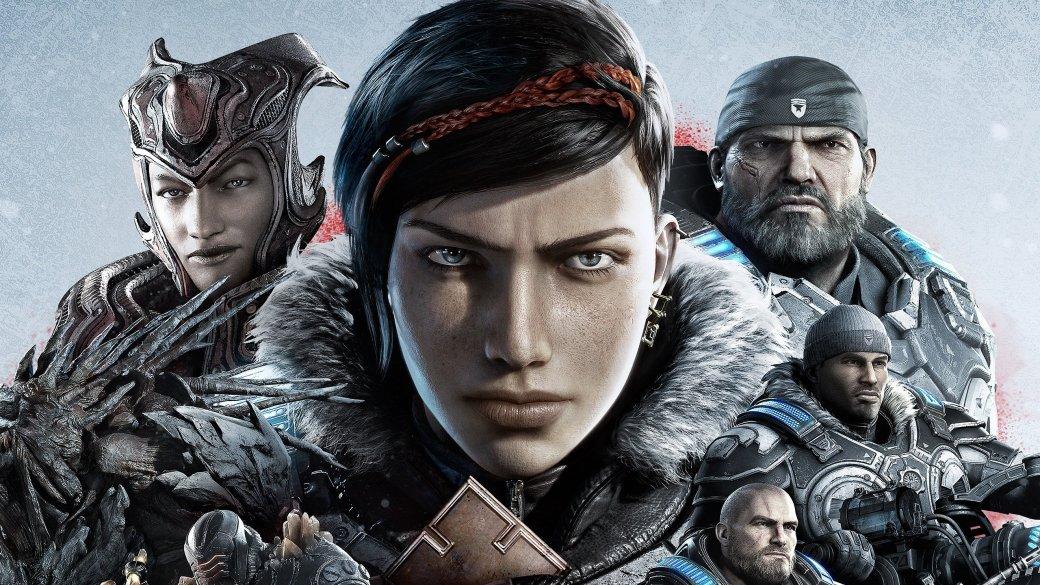 Обзор Gears 5 - рецензия на игру Gears 5 | Рецензии | Канобу