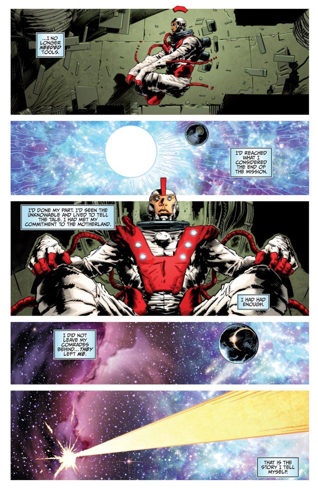 Крутые комиксы про чернокожих супергероев | Канобу - Изображение 3