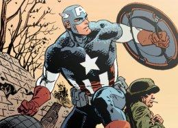 Какой будет жизнь после Капитана Америка? Вновом сюжете Marvel позволит взглянуть на2314 год