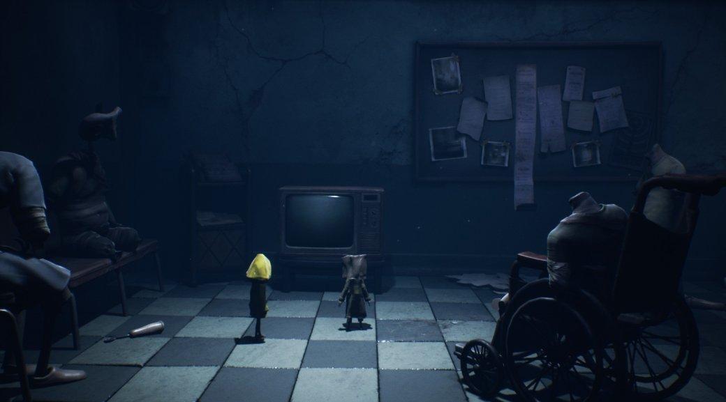 Мыпоиграли вLittle Nightmares 2— это куда более страшная игра, чем первая часть | Канобу - Изображение 9247