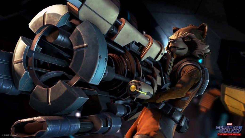 Первые скриншоты «Стражей Галактики» отTelltale | Канобу - Изображение 4602