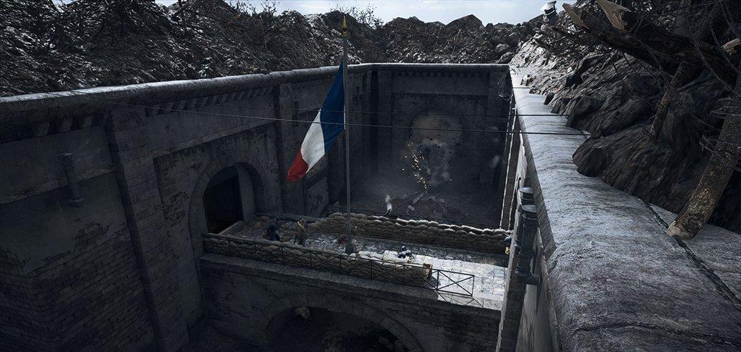 Battlefield 1: как Франция выглядит в дополнении «Они не пройдут» | Канобу - Изображение 4007