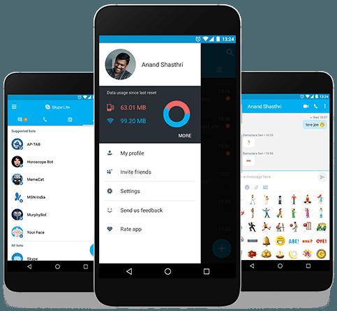 Microsoft анонсировала облегченную версию Skype для Android   Канобу - Изображение 5452