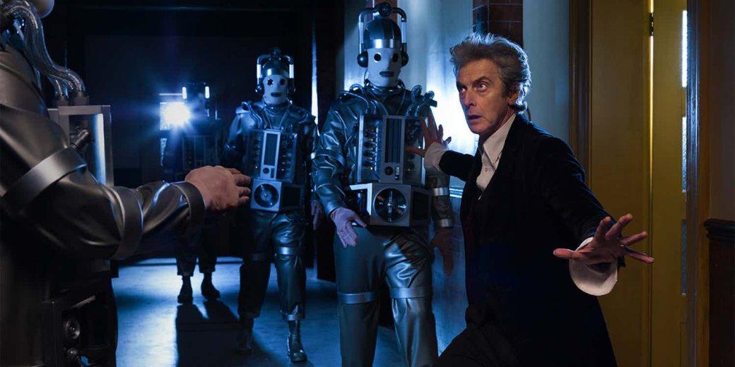 Трейлер 10 сезона «Доктор Кто»: Капальди против роботов-эмотиконов | Канобу - Изображение 1911