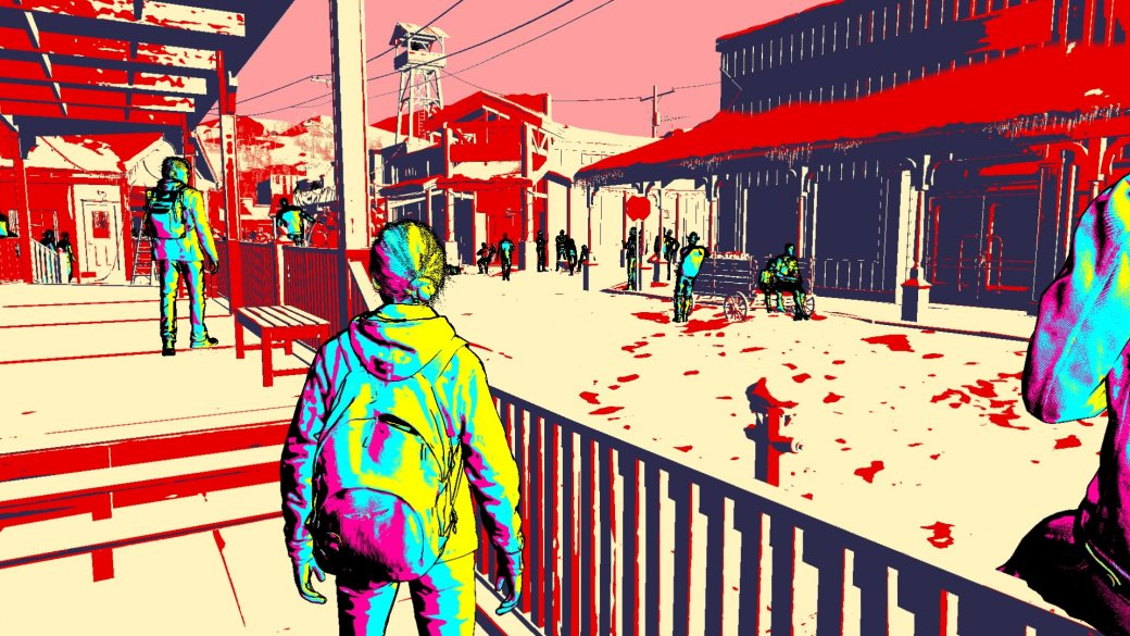 Пиксельный Джоэл имультяшная Элли. 25 кадров The Last ofUs: Part 2 сновыми графическими режимами | Канобу - Изображение 9097