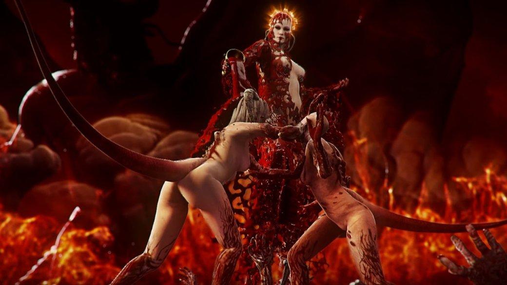 Адские кошмары, похоть иКрасная Богиня вновом трейлере ужасающей Agony. Релиз уже скоро!. - Изображение 1