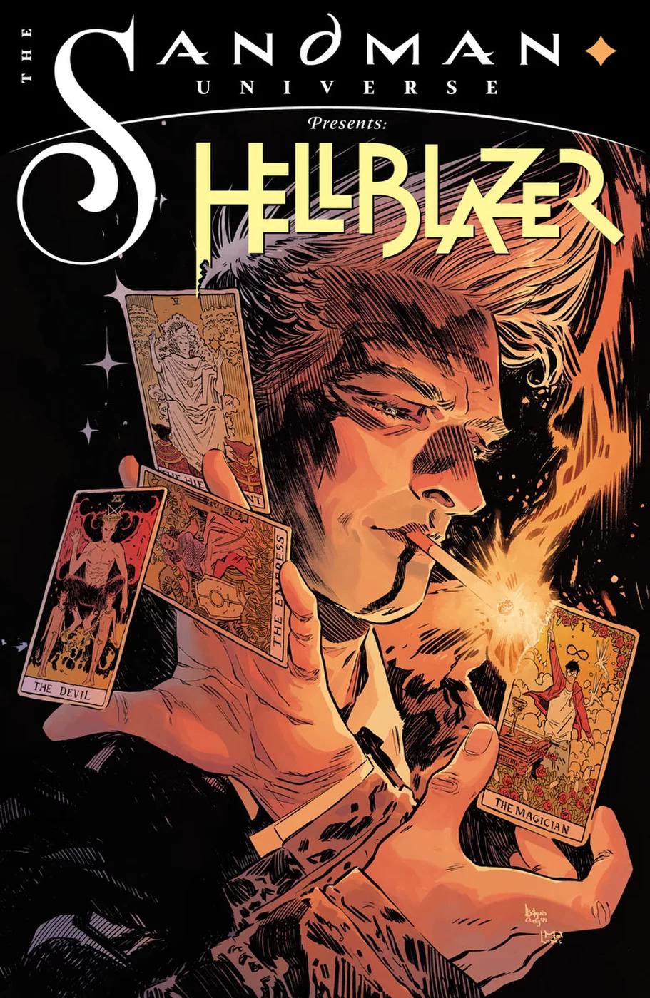 Джон Константин возвращается вместе сновой серией комиксов— частью The Sandman Universe | Канобу - Изображение 0