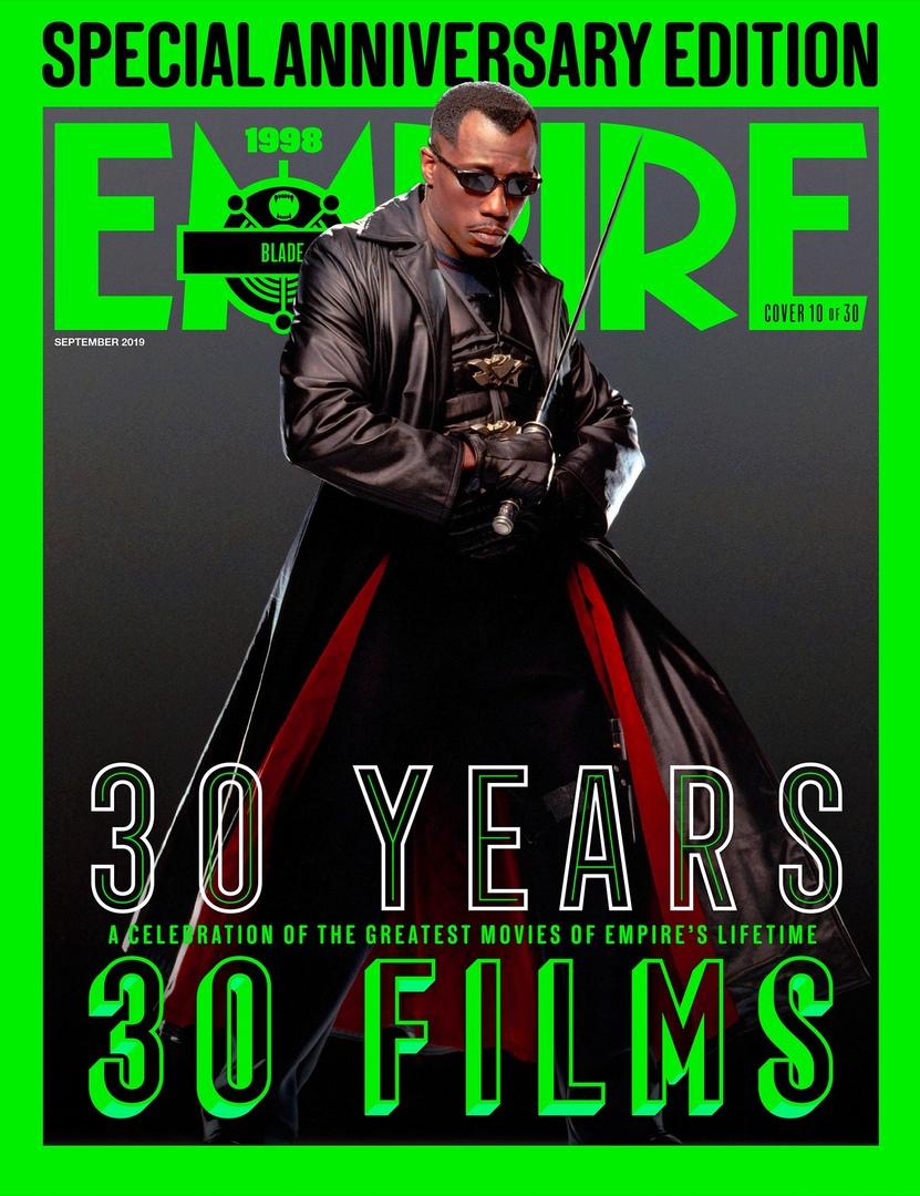 Бэтмен, Терминатор и другие культовые персонажи на юбилейных обложках Empire   Канобу - Изображение 7