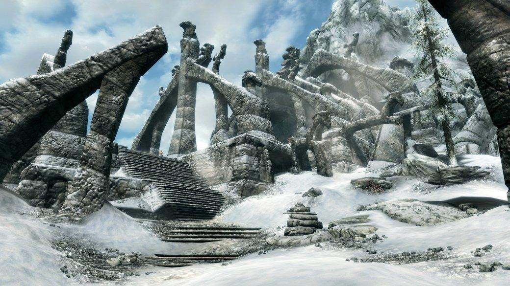 Сделайте Skyrim еще больше похожей на реальный мир с новой версией мода Skyland | Канобу - Изображение 1