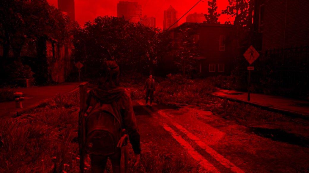 Пиксельный Джоэл имультяшная Элли. 25 кадров The Last ofUs: Part 2 сновыми графическими режимами | Канобу - Изображение 9100