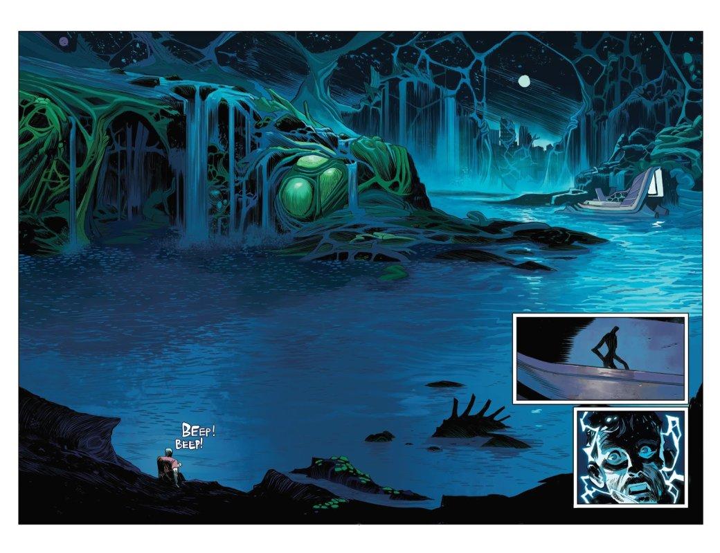 Обзор Oblivion Song— нового постапокалипсиса отсоздателя «Ходячих мертвецов» | Канобу - Изображение 0