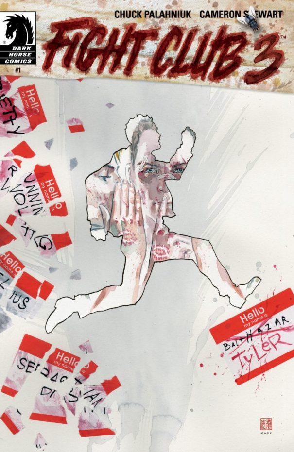 Первый взгляд на «Бойцовский клуб 3» — продолжение истории Чака Паланика в комиксах | Канобу - Изображение 2