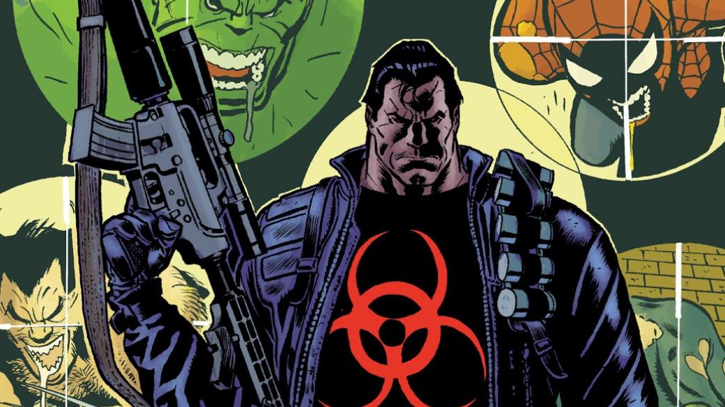 Зачем читать комикс «Вселенная Marvel против Карателя»? Постапокалипсис про супергероев-каннибалов | Канобу
