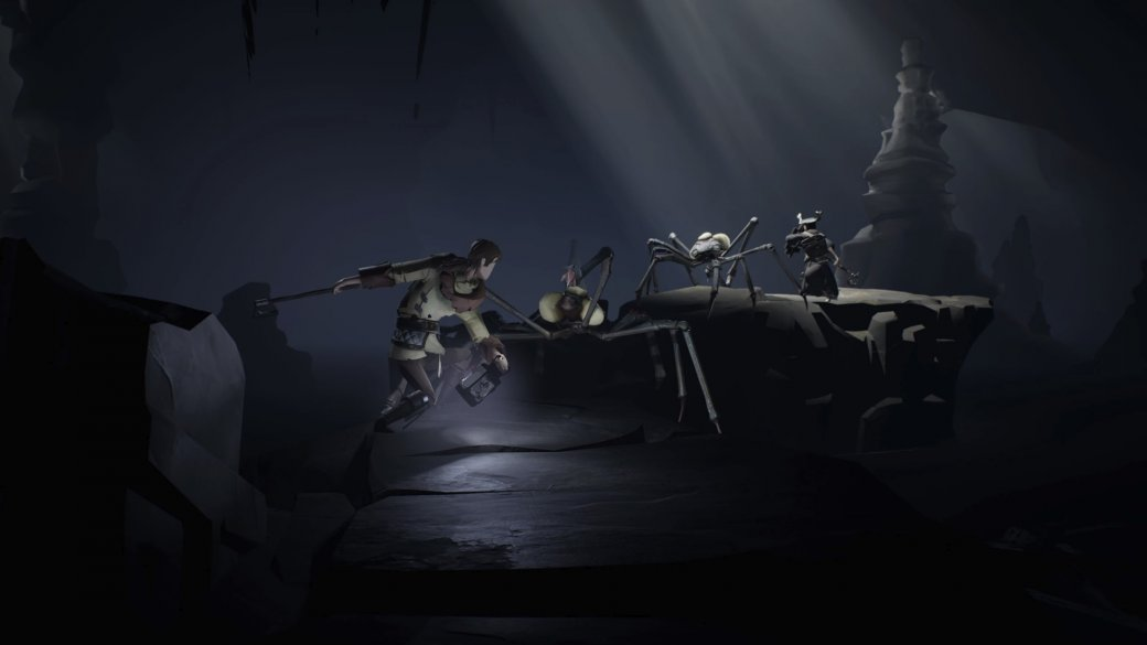 30 главныхигр. Ashen— лучший последователь Dark Souls современ Nioh | Канобу - Изображение 114