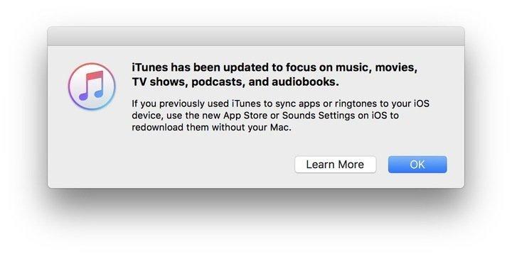 Через iTunes больше нельзя загружать свои рингтоны на iPhone. - Изображение 1