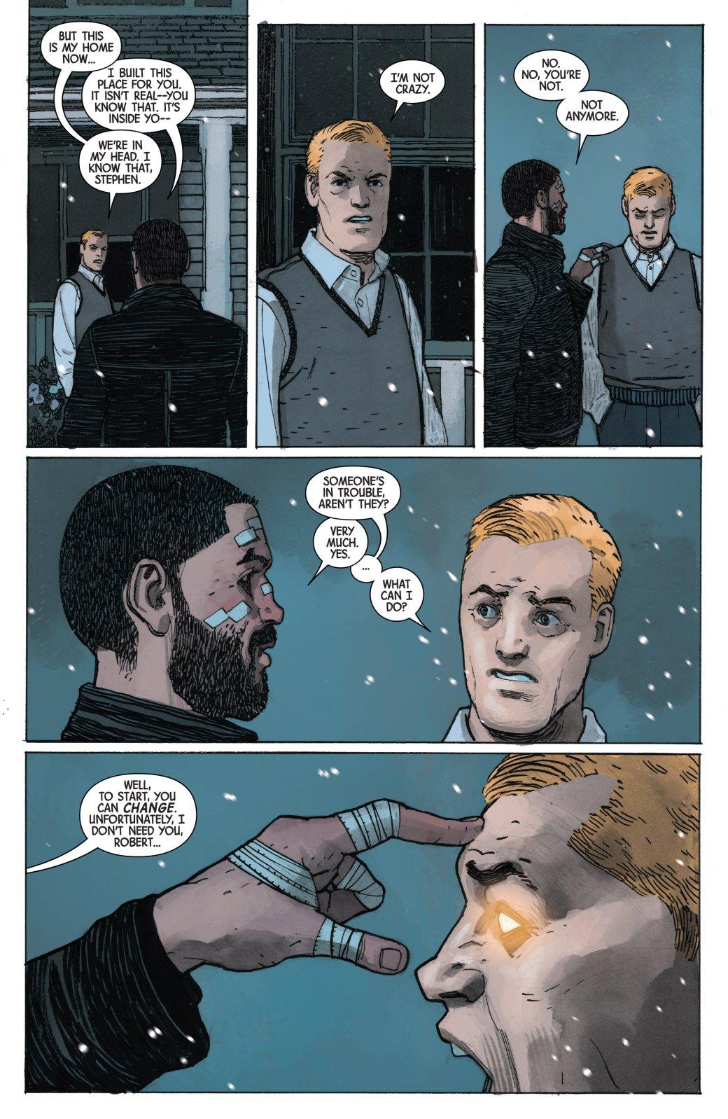 Издательство Marvel вернуло вкомиксы своего самого сильного супергероя. - Изображение 2