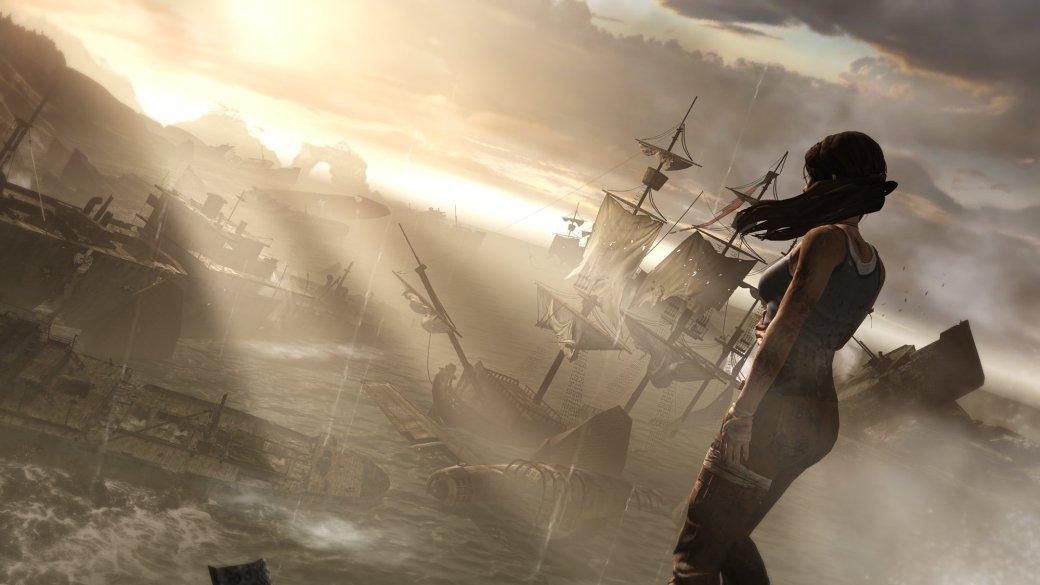 "Tomb Raider. Репортаж с ""Игромира 2012"". | Канобу - Изображение 4"