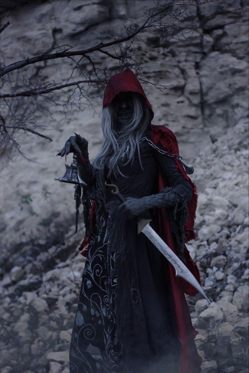 Жуткий косплей дня: Bloodborne   Канобу - Изображение 8652