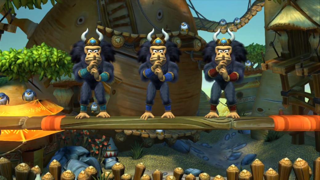 Рецензия на Donkey Kong Country: Tropical Freeze | Канобу - Изображение 9479