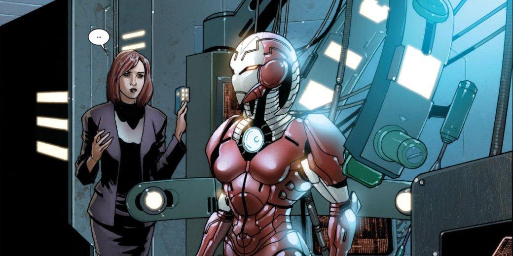 УПеппер в«Мстителях 4» появится личная броня, фото Гвинет Пэлтроу подтверждает это | Канобу - Изображение 1
