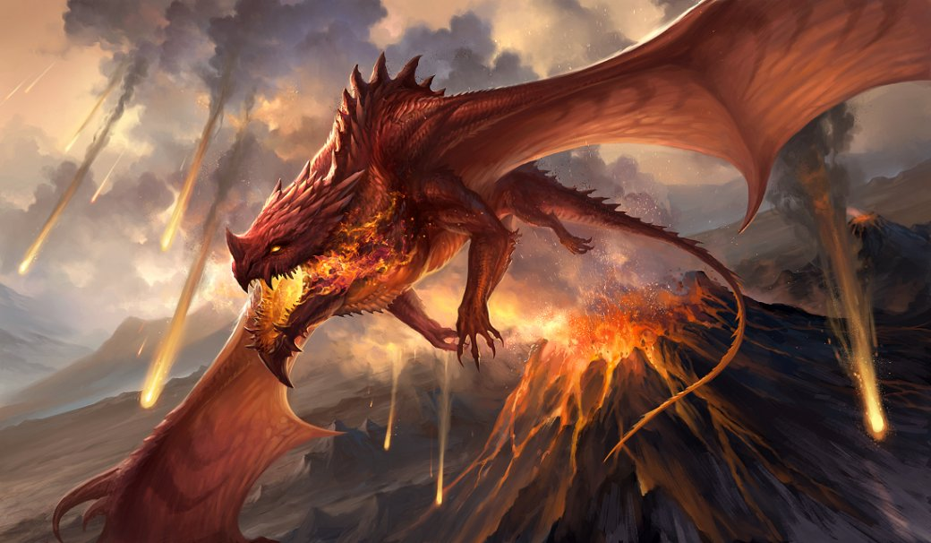 Собираем игрового «Дракона»— часть1. Красный дракон вкаждый дом. - Изображение 1