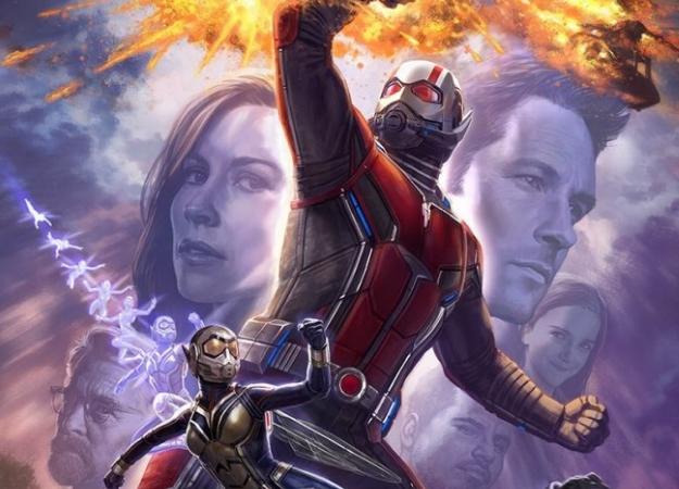 Режиссер «Человека-муравья иОсы» рассказал осудьбе главных героев фильма. Спойлеры!. - Изображение 1